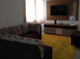 Apartamento Espaçoso Renato Maia, apartment in Guarulhos