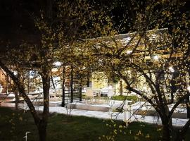 Hilal Boutigue Hotel, hotel in Sheki