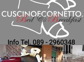 Cuscino e Cornetto, pet-friendly hotel in Salerno