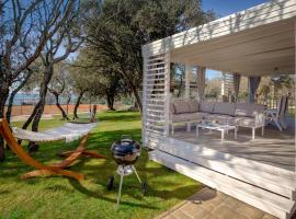Mobile Homes Amarin, glamping site in Rovinj