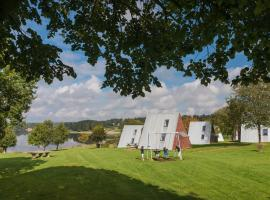 Zentrum Worriken Holiday Cottages, pet-friendly hotel in Butgenbach