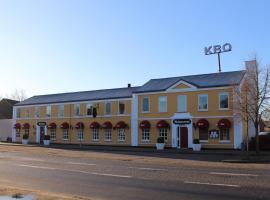 Auning Kro, hotel i nærheden af Djurs Sommerland, Auning