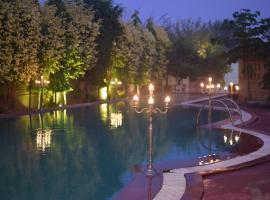Welcomheritage Ranjitvilas, hotel near Sri Guru Ram Dass Jee International Airport - ATQ,