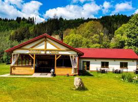 Letovisko Chobot - village resort, apartment in Kácov