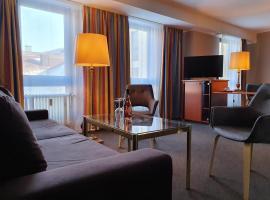 Hotel Quellenhof, отель в Баден-Бадене