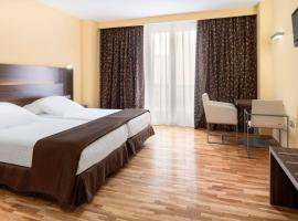 Exe Doña Carlota, hotel in Ciudad Real
