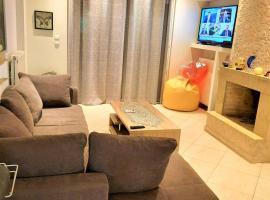 Christiana's Apartment in Elefsina, pet-friendly hotel in Elefsina