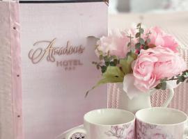 Hotel Amadeus, hotel v Českých Budějovicích