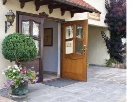 Hotel Reinhardtshof Garni, Hotel in der Nähe von: Messe Sinsheim, Wolfschlugen