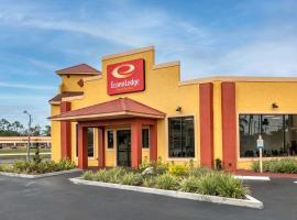 Econo Lodge Inn & Suites Maingate Central, hotel in Kissimmee