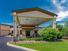 Quality Inn Central, hotel in Albany