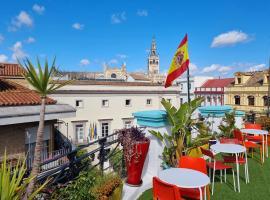 Sevilla Kitsch Hostel Art, hostel in Seville