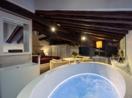 Gigli D'Oro Suite, hotel in zona Testaccio, Roma