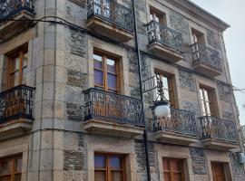 Casa da Marquesa Sarria, apartamento en Sarria