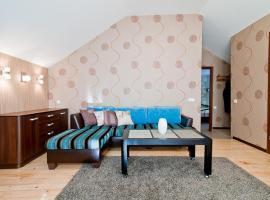 Abariaus Apartamentai, apartamentai mieste Druskininkai