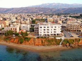 Klinakis Beach Hotel, hotel in Chania