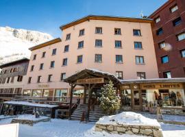 Langley Hôtel Victors, Hotel in Val-d'Isère