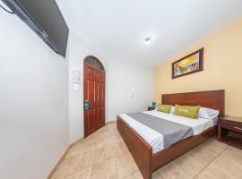Hotel Ayenda Bioma 1010, hotel cerca de Plazoleta del Rosario, Bogotá