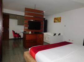 Hotel AW Boutique, hotel in Bogotá
