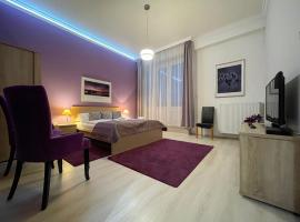 ABT Apartments Karoly, hotel poblíž významného místa Maďarské národní muzeum, Budapešť