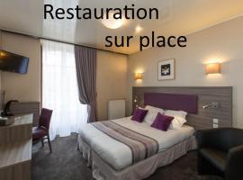 Citotel Hôtel le Challonge, hôtel à Dinan