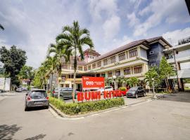 OYO 3955 Hotel Bumi Kitri Pramuka, hotel in Bandung