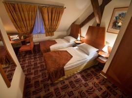 Old Town Bed & Breakfast, B&B/chambre d'hôtes à České Budějovice