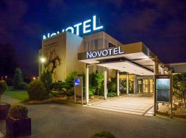 Novotel Poznań Malta, отель в Познани