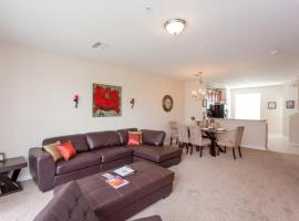 Beautiful Modern Townhome - CDC COMPLIANT - 4001, vacation home in Orlando