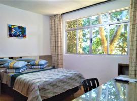 Pousada Casa Verde - Curitiba, guest house in Curitiba