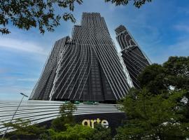 Arte Mont Kiara, hotel in Kuala Lumpur