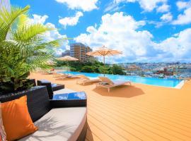 Novotel Okinawa Naha, hotel in Naha