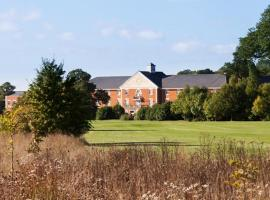 Whittlebury Hall and Spa, hotel near St Andrews Hospital Golf Club, Whittlebury