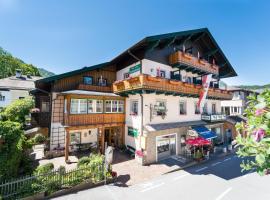 Hotel-Garni Schernthaner, hotel in Sankt Gilgen