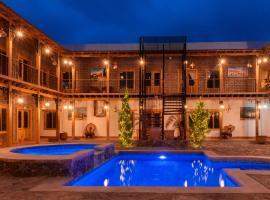 Hacienda Don Armando, hotel in Creel