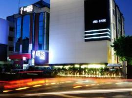 Iris Park, hotel near National Rail Museum, New Delhi