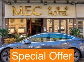 Hotel Mec, hotel in Milan