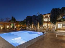 Hotel Boutique Mirlo Barcelona, hotel with jacuzzis in Barcelona