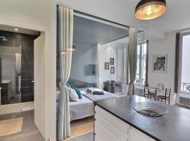 Appartement entier - refait à neuf - Loft - City Center, hôtel à Lyon près de: Place des Terreaux