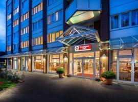 Best Western Plus Delta Park Hotel, hotel em Mannheim