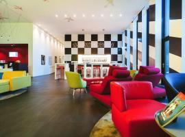 ibis Styles Basel City, hotel en Basilea