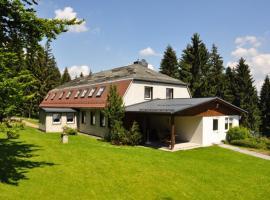 Ferienhaus Vier Jahreszeiten, Hotel in Frauenwald