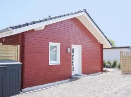 Baltic Rot -familienfreundliches Ferienhaus für 4 Personen-, holiday home in Timmendorfer Strand
