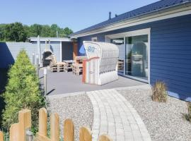 Baltic Blau -familienfreundliches ferienhaus für 4 Personen-, holiday home in Timmendorfer Strand