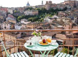 Hotel Minerva, hotel in Siena