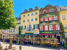 Hotel Alte Laterne, отель в Баден-Бадене