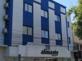 Partner Hoteis by Almasty, hotel em Chapecó