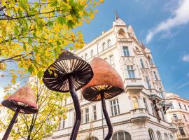 MOOo Downtown – hotel w pobliżu miejsca Tańczący dom w Pradze