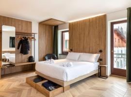 B&B Hotel Cortina Passo Tre Croci, hotel in Cortina d'Ampezzo