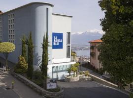 La Barca Blu, отель в Локарно